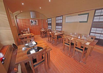 Restaurant Maki Thon Gras Geneve